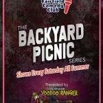 Fairfield Comedy Club Presents Backyard Comedy
