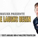 Jim Bruer: The New Normal LIVE EVENT from The Wall St. Theater