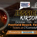 CTCF Presents: Jessica Kirson at Penfield Beach