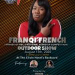 Franqi French (Winner of NBC's National Stand-Up Competition) - Outdoor Show