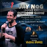 Jay Nog (Sirius XM) - Outdoor Show