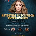 Krystyna Hutchinson - Outdoor Show
