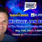 Michael Ian Black at The Westport Country Playhouse