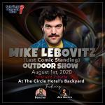 Mike Lebovitz (Last Comic Standing) - Outdoor Show