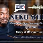 Cigars, Beer, and Comedy with Neko White