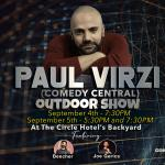 Paul Virzi (Comedy Central) - Outdoor Show